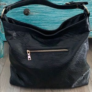 Moda Luxe Leather Tote Bag